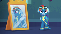"""Rainbow """"about to take your first flight"""" S6E7"""
