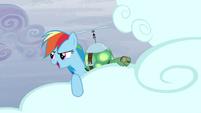 Rainbow sings -You can make lemonade- S5E5