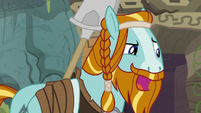 """Rockhoof """"have to work faster than that"""" S8E21"""