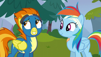 Spitfire embarrassed about her nickname S6E7