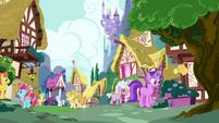 Street view of Ponyville EGSB