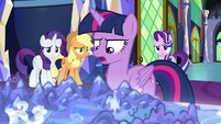 """Twilight """"we'll need to handle things"""" S9E1"""