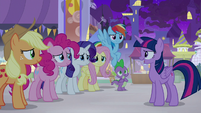"""Twilight """"whatever problems come our way"""" S9E17"""
