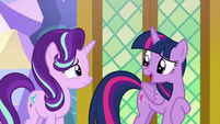 Twilight Sparkle -you still want to be friends- S7E24