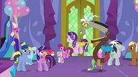 Discord returns to Twilight with Starlight S7E1