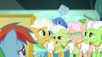 "Granny Smith ""is that all you wanted?"" S8E5"