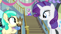 Little Pony 1 -these party favors are the coolest!- S4E19