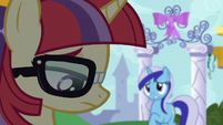 Moon Dancer disappointed S5E12