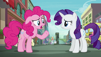 Pinkie Pie --and the store is downtown!-- S6E3