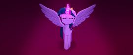 Princess Twilight Sparkle meditating MLPTM