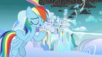 "Rainbow ""drop of rain or flake of snow"" S8E25"