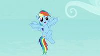 "Rainbow Dash ""two hundred and twenty percent"" S8E2"