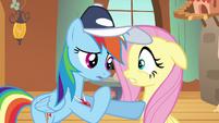 Rainbow Dash realization S2E22