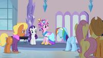 Rainbow Dash thinks she ruined everything S03E12