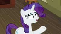 """Rarity """"Spike and I can do something"""" S9E19"""