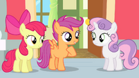 Scootaloo -it might as well be us- S4E05