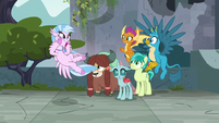Silverstream beyond excited S8E2