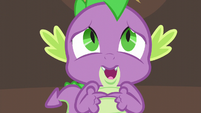 "Spike suggesting ""share it?"" S5E10"