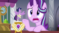 "Starlight Glimmer ""without even realizing it"" S7E10"