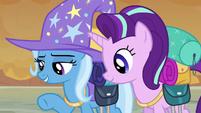"Trixie ""you say 'draconequus'"" S6E25"