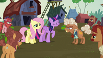 """Twilight """"I am here to solve your friendship problem"""" S5E23"""