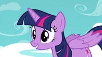 """Twilight """"Uh-huh...?"""" S4E21"""
