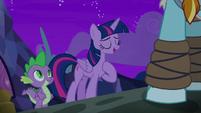 "Twilight ""as the Princess of Friendship"" S8E21"