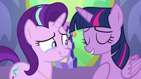 """Twilight Sparkle """"I know, I measured"""" S7E1"""