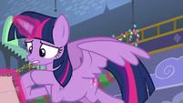 """Twilight Sparkle """"planning"""" MLPBGE"""