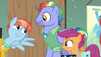 "Windy Whistles ""and look at this!"" S7E7"