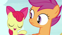 """Apple Bloom """"I think it's my broccoli thing"""" S7E8"""