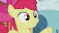 "Apple Bloom ""helpin' other ponies figure out"" S5E18"