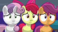 Cutie Mark Crusaders in the spotlight S8E12