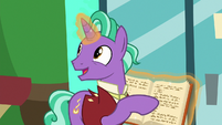 """Firelight """"not supposed to prance or canter"""" S8E8"""