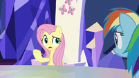 """Fluttershy """"seem to be having trouble"""" S8E21"""