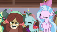 Ocellus notices Yona's eyes are still open S8E16