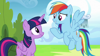 """Rainbow """"wouldn't want to mess with their confidence"""" S6E24"""