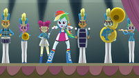 """Rainbow Dash """"This will be our year"""" EG3"""