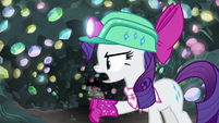 """Rarity """"this wasn't about treasure!"""" S8E17"""