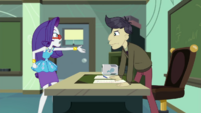 """Rarity """"this whole projector situation"""" CYOE10b"""