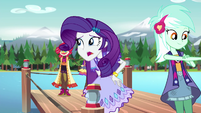 Rarity --where are Twilight and Sunset--- EG4