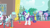 Rarity access denied S1E20