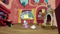 Spike and Owlowiscious --'hoo' is it-- S03E11
