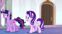 Starlight -just the way you'd have handled them- S8E15