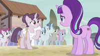 "Sugar Belle ""why did you take ours and not give up your own?"" S5E2"