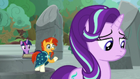 """Sunburst """"did the best they could back then"""" S7E25"""