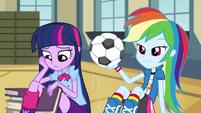 Twilight and Rainbow Dash depressed EG2