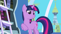 Twilight what's that for S1E01