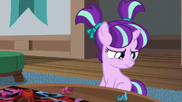 Young Starlight Glimmer starting to cry S7E24