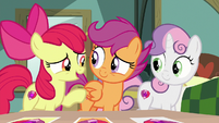 "Apple Bloom ""sure we do"" S9E12"